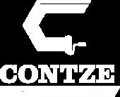Contze Schildersbedrijf logo wit trans